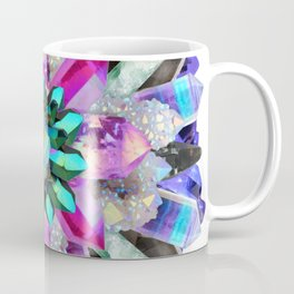 Dark Unicorn Mandala Coffee Mug