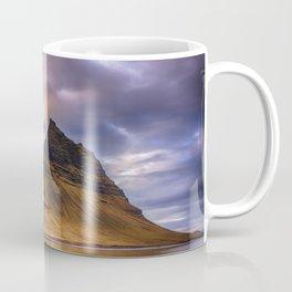 Church Mountain Iceland Coffee Mug