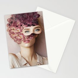 Lady Gardenia Stationery Cards