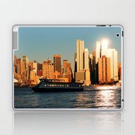 NY Waterway Laptop & iPad Skin