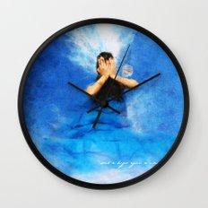 Lullabye Wall Clock