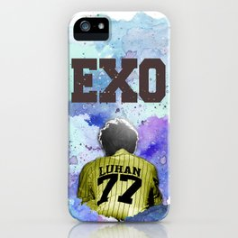 Luhan 77 iPhone Case