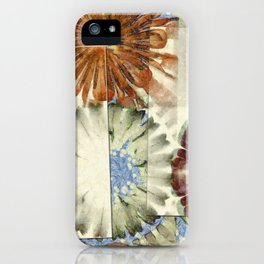 Autogenic Form Flowers  ID:16165-150817-31621 iPhone Case