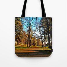 South Park pathway Tote Bag