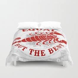 Best-Men-Are-Born-on-November-04---Scorpio---Sao-chép Duvet Cover