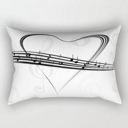 DT MUSIC 5 Rectangular Pillow