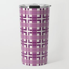 PLAID Travel Mug