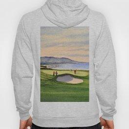 Pebble Beach Golf Course 9th Green Hoody