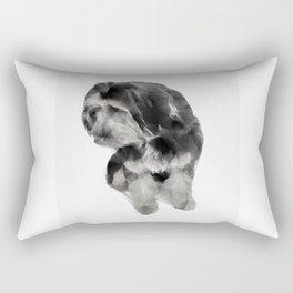 DOG II Rectangular Pillow