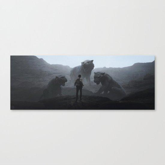 Guardians Canvas Print