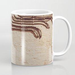 Electric Abstract Coffee Mug