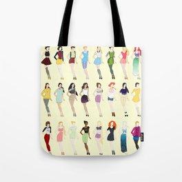Fairy Tale Fashion Tote Bag