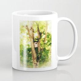 Happy Green Coffee Mug