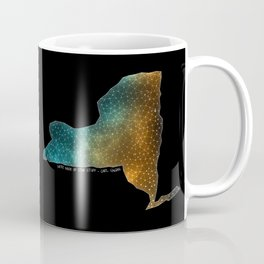 New York StarStuff Coffee Mug