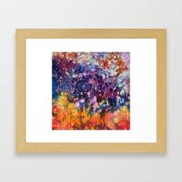 Nebula II Framed Art Print