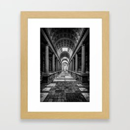 Certosa di Bologna Framed Art Print