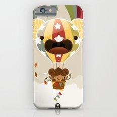 Chestnut Girl Balloon!!! Slim Case iPhone 6s