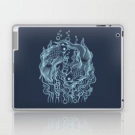 Golden Fish 1 Laptop & iPad Skin