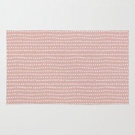 Cherry Blossom Stripe Rug