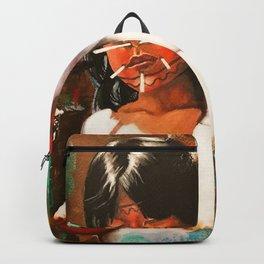 basic space Backpack
