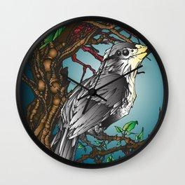 Perch Wall Clock