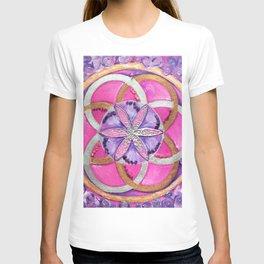 Fower of life T-shirt