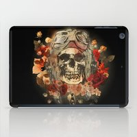 kindle iPad Cases featuring 301 by ALLSKULL.NET