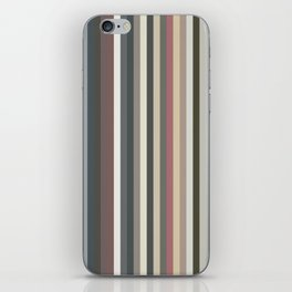 Record Spines iPhone Skin