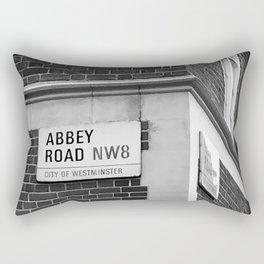 Abbey Road (Brick) Rectangular Pillow