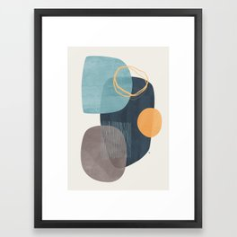 Cyra Framed Art Print