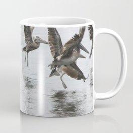 Pelicans Coffee Mug