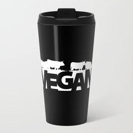 VEGAN Herbivores Travel Mug