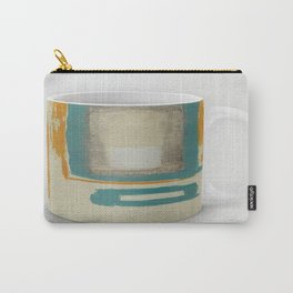 Soft And Bold Rothko Inspired Coffee Mug Modern Art Print Carry-All Pouch