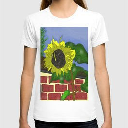 Thee Sunflower by Mgyver T-shirt