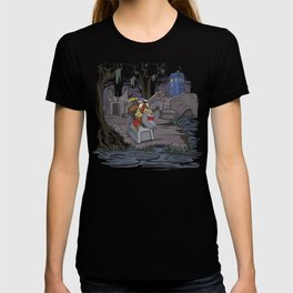 WHO Shall Not Pass T-Shirt