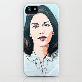 Sofia Coppola iPhone Case
