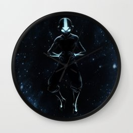 Inner enlightenment Wall Clock