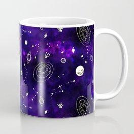 Uranus Neptunus pattern Coffee Mug