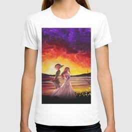 LEGEND OF ZELDA ROMANTIC T-shirt