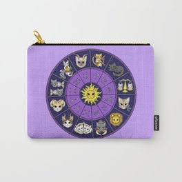 Zodiacat Carry-All Pouch