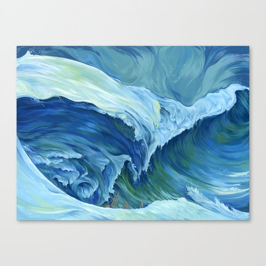 Water #2 Canvas Print