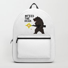 Bear Arms #2 Backpack