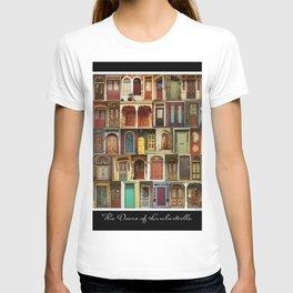 Doors of Lambertville T-shirt