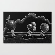 Water War Canvas Print