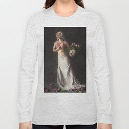 Choices - Fantasy Fine Art Photograph Long Sleeve T-shirt