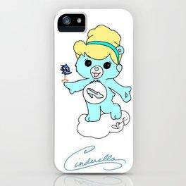 Cinderella Care Bear iPhone Case