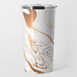 Golden Marble 009 Travel Mug