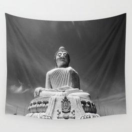 Big Buddha Wall Tapestry