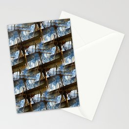 Sail away? Stationery Cards