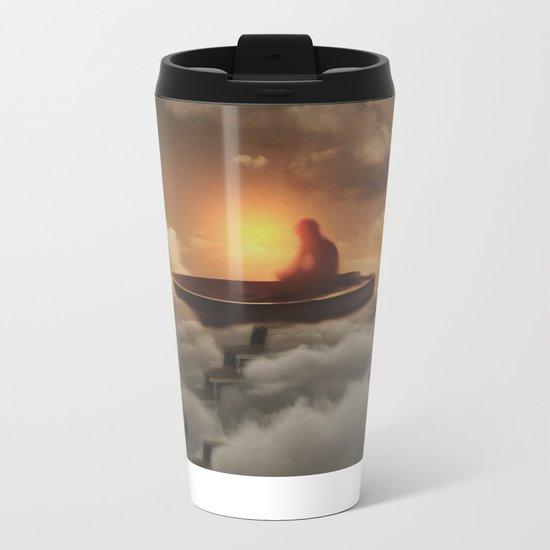 Surreal dreams, chapter I Metal Travel Mug